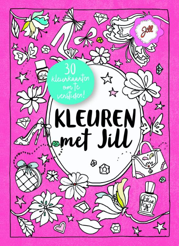 Kleuren met Jill