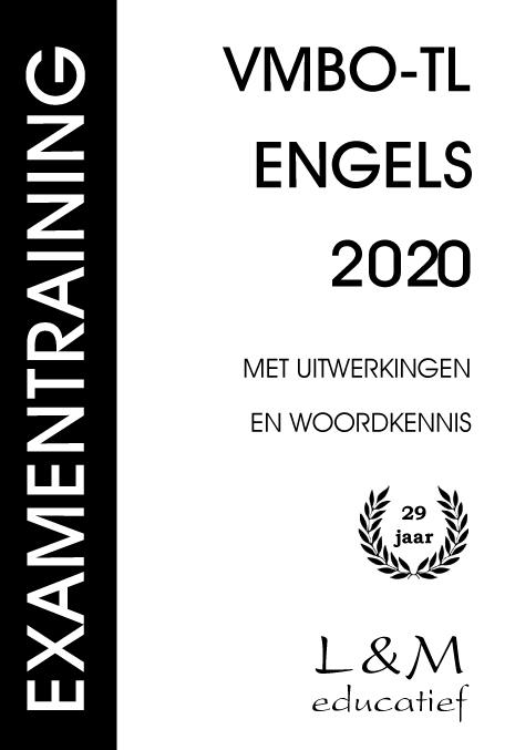 Examentraining Vmbo-tl Engels 2020