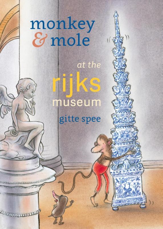 Monkey & Mole at the Rijksmuseum