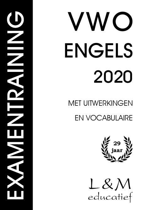 Examentraining Vwo Engels 2020
