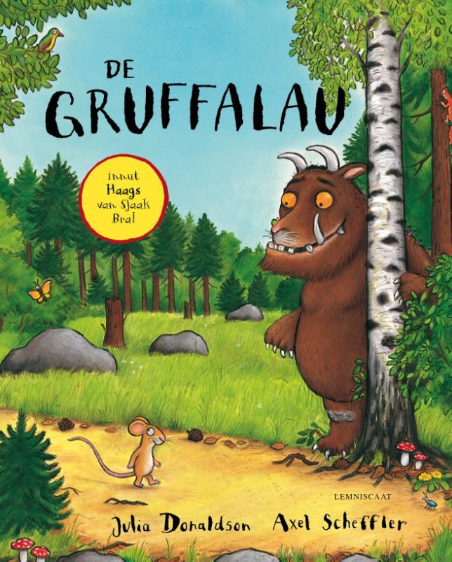 De Gruffalo in het Haags van Sjaak Bral