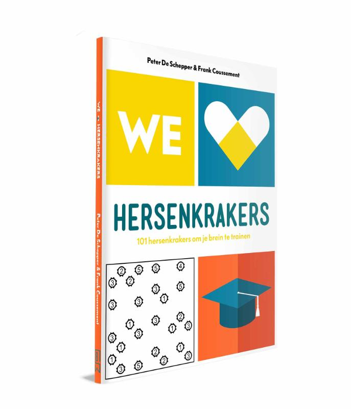 We love Hersenkrakers