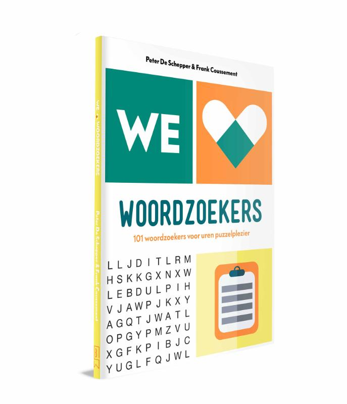 We love Woordpuzzels