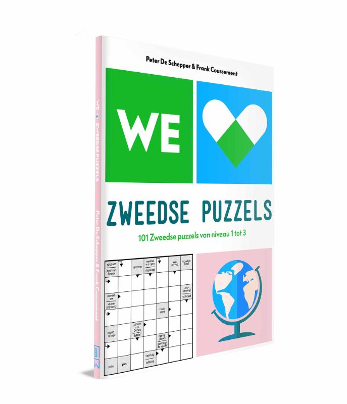 We love Zweedse puzzels