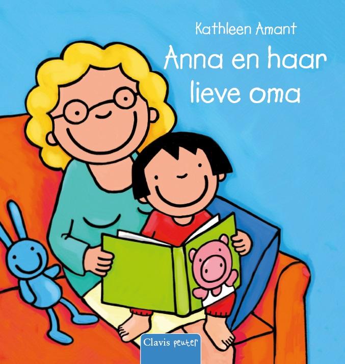 Anna en haar lieve oma