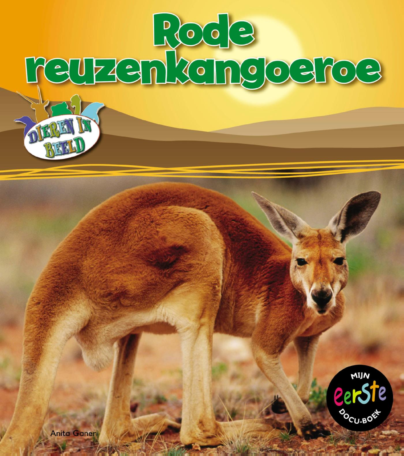 Rode reuzekangoeroe