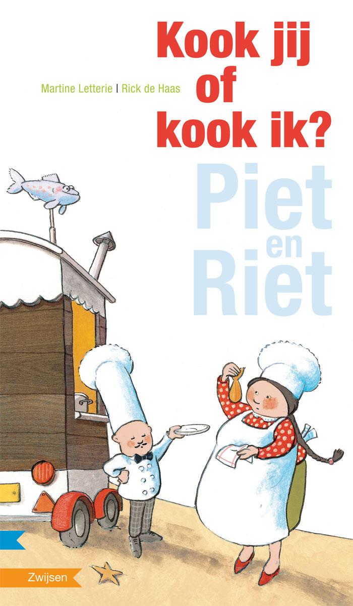 Kook jij of kook ik? (Piet en Riet) / AVI S AVI E3 AVI M3 AVI M4