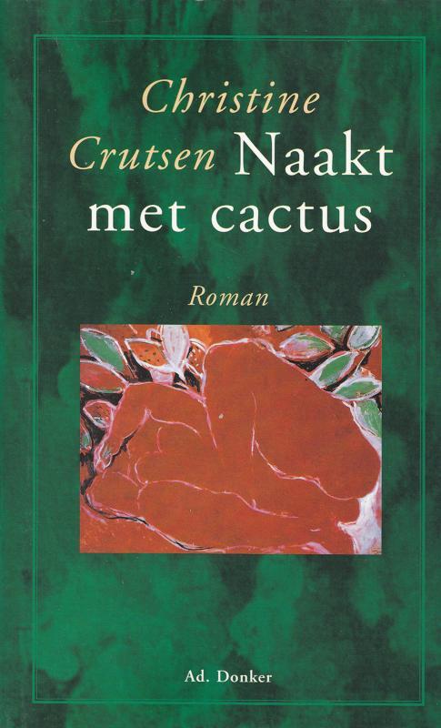 Naakt met cactus