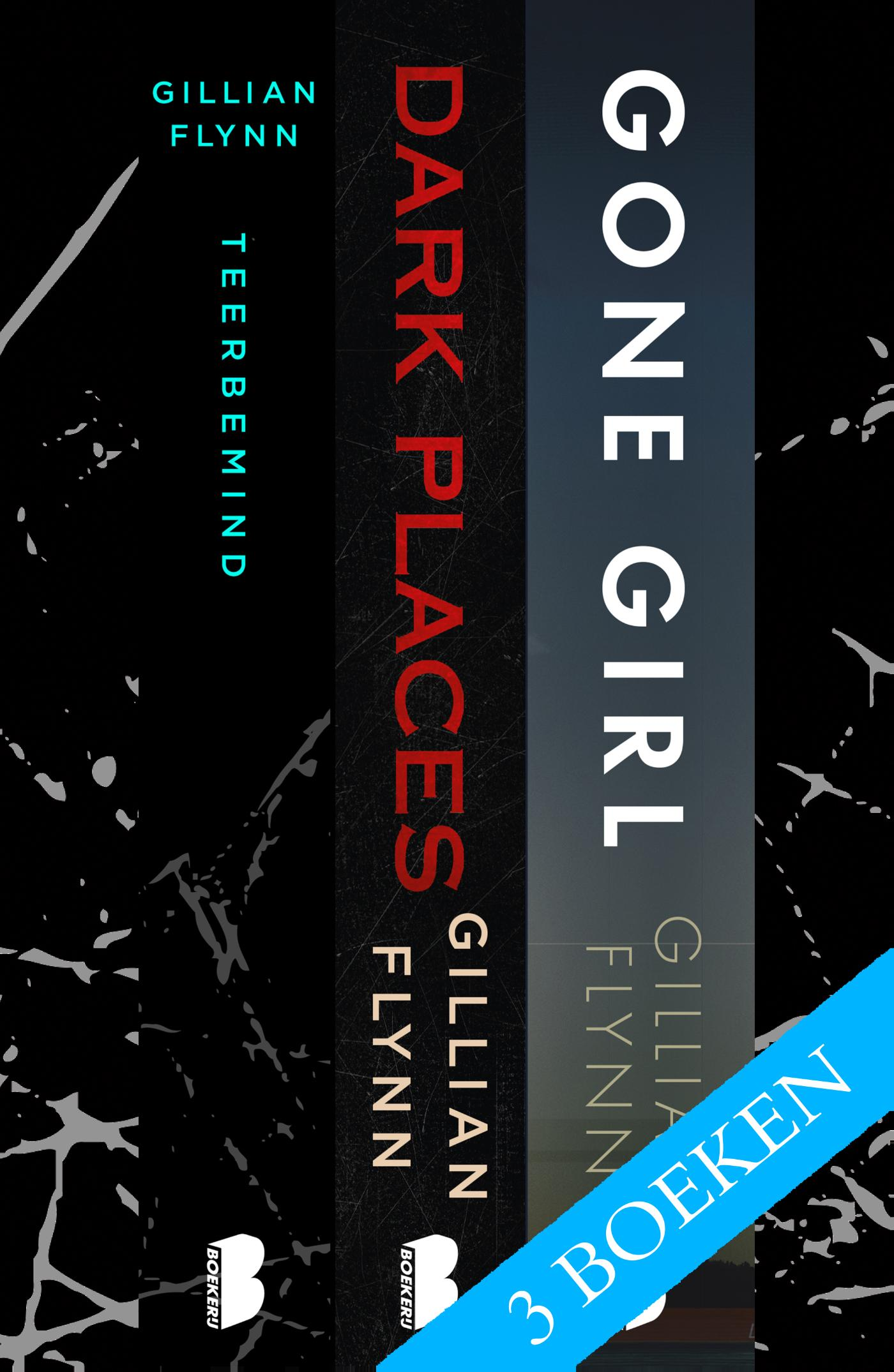 Gillian Flynn 3-in-1-bundel
