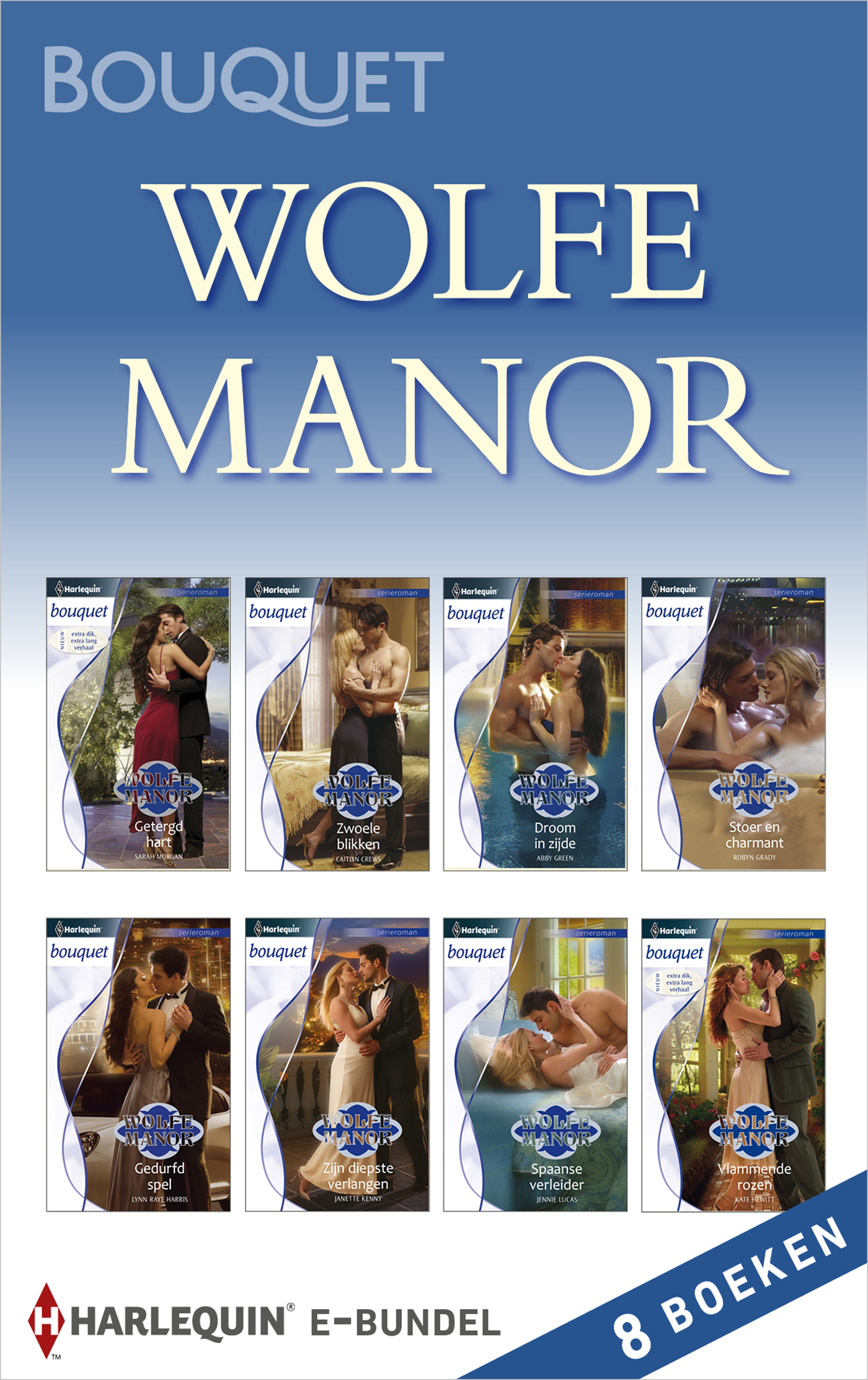 Wolfe Manor (8-in-1)
