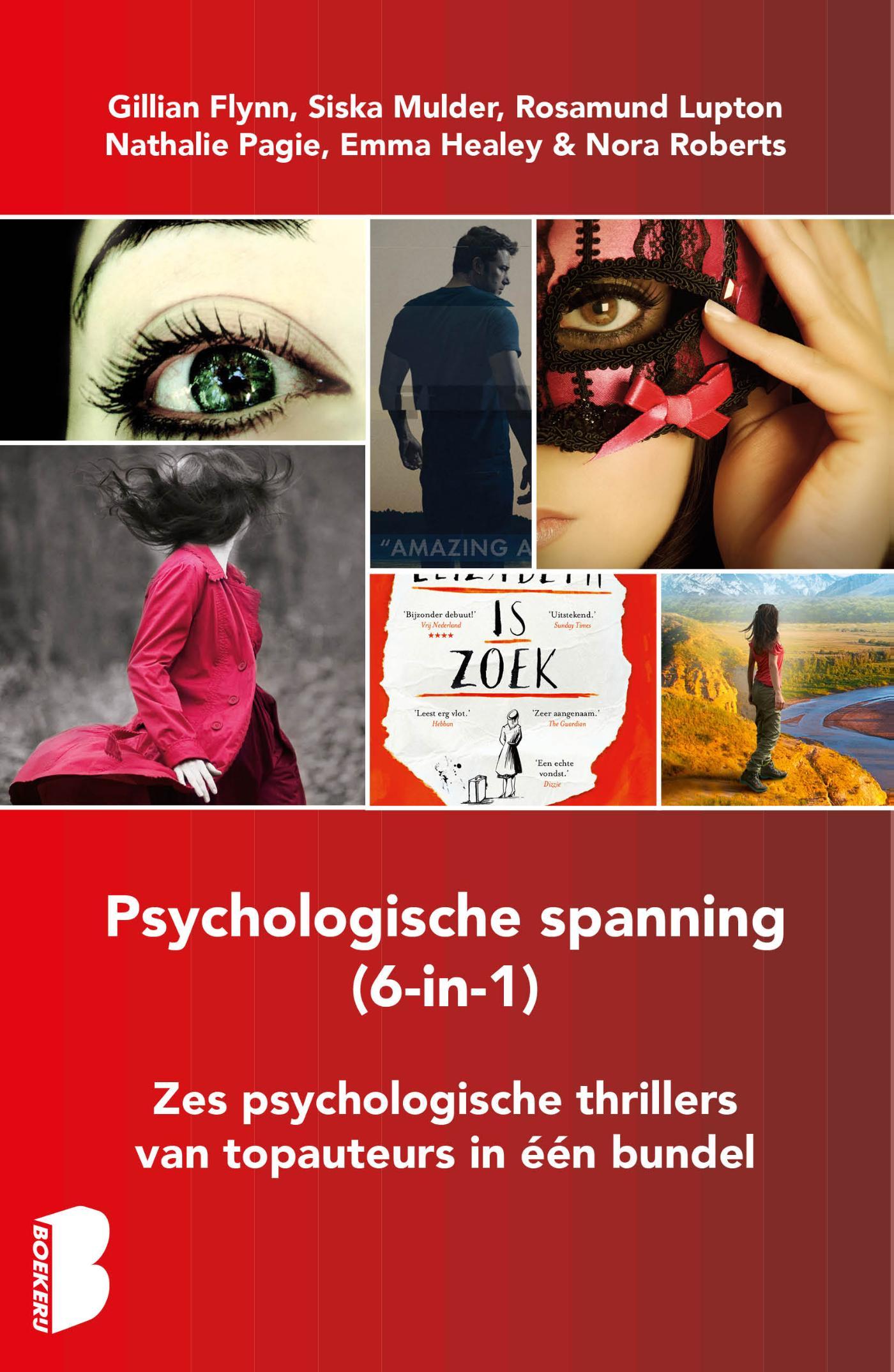 Psychologische spanning (6-in-1)