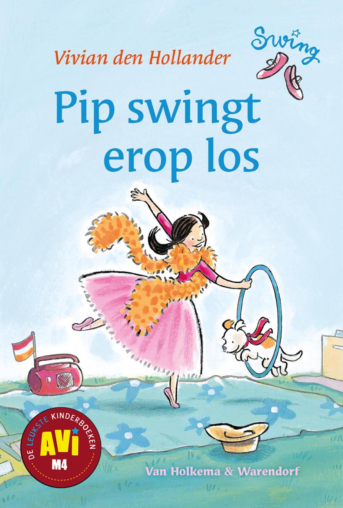Pip swingt er op los