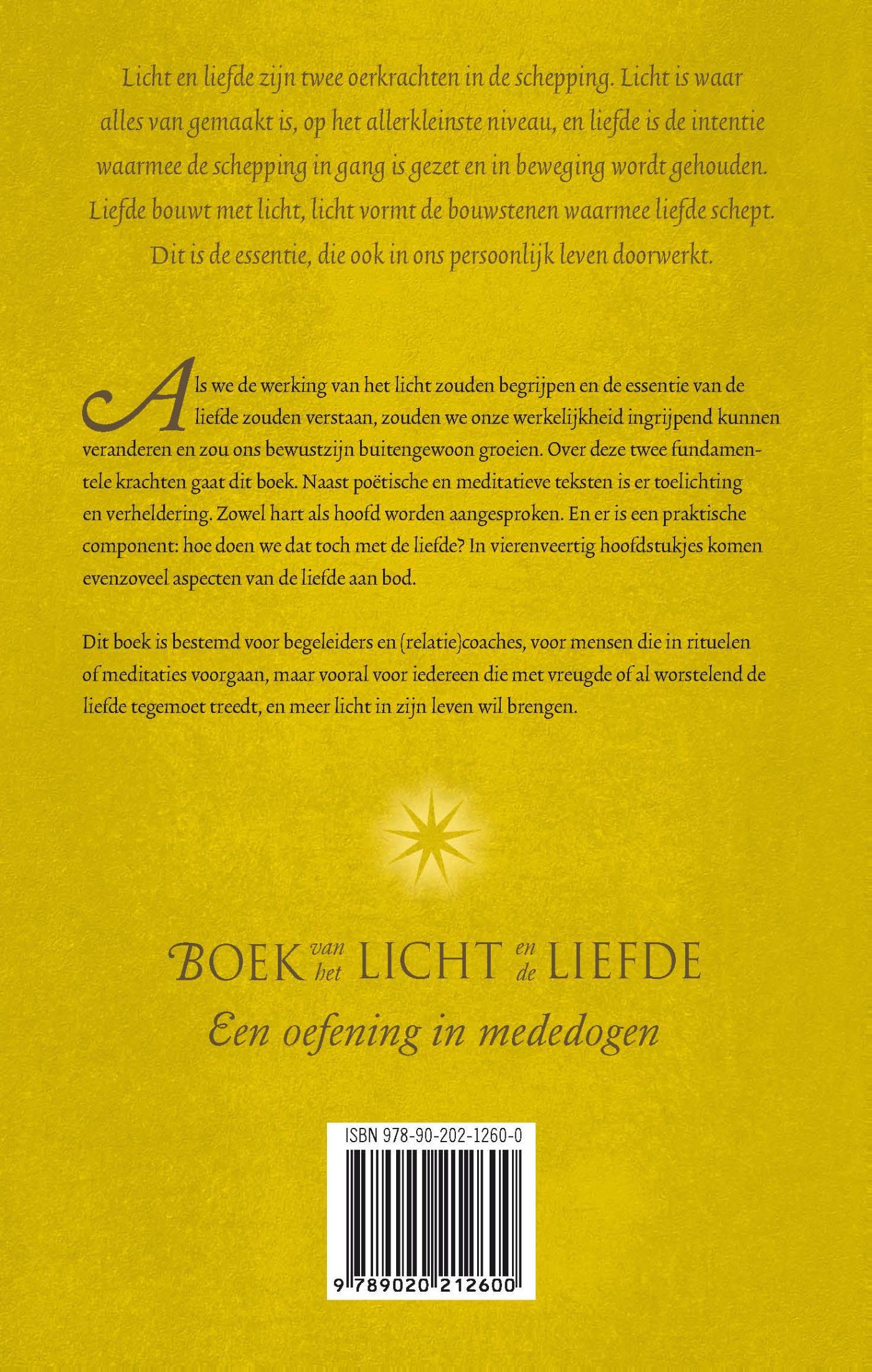 Boek van het licht en de liefde
