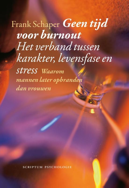 Geen tijd voor burnout