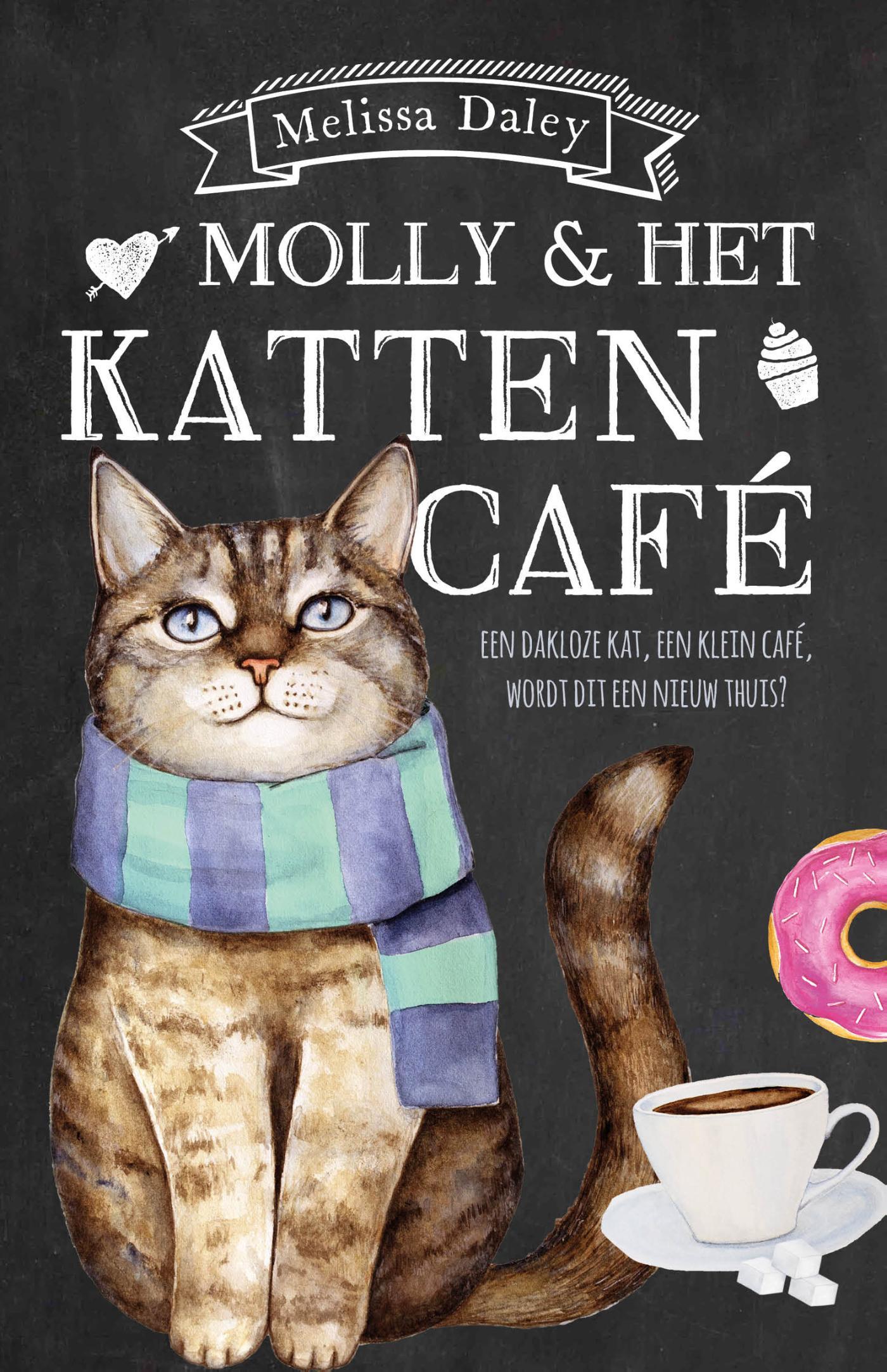 Molly en het kattencaf�