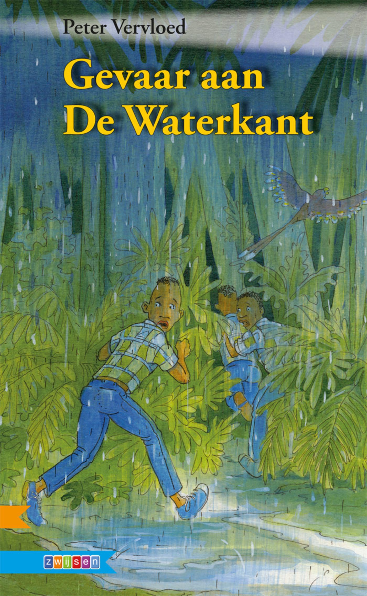 GEVAAR AAN DE WATERKANT