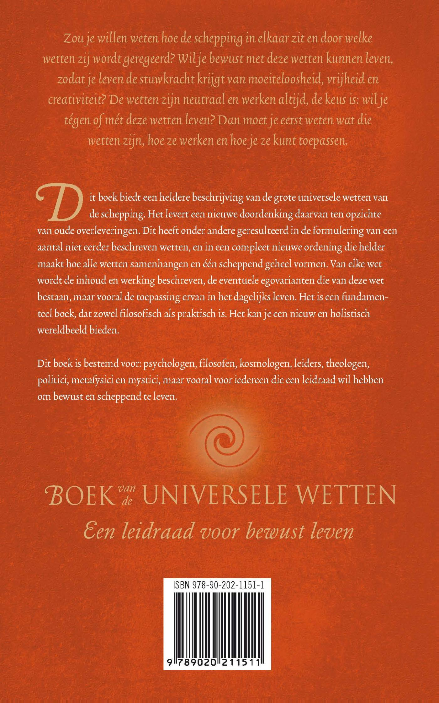 Boek van de universele wetten