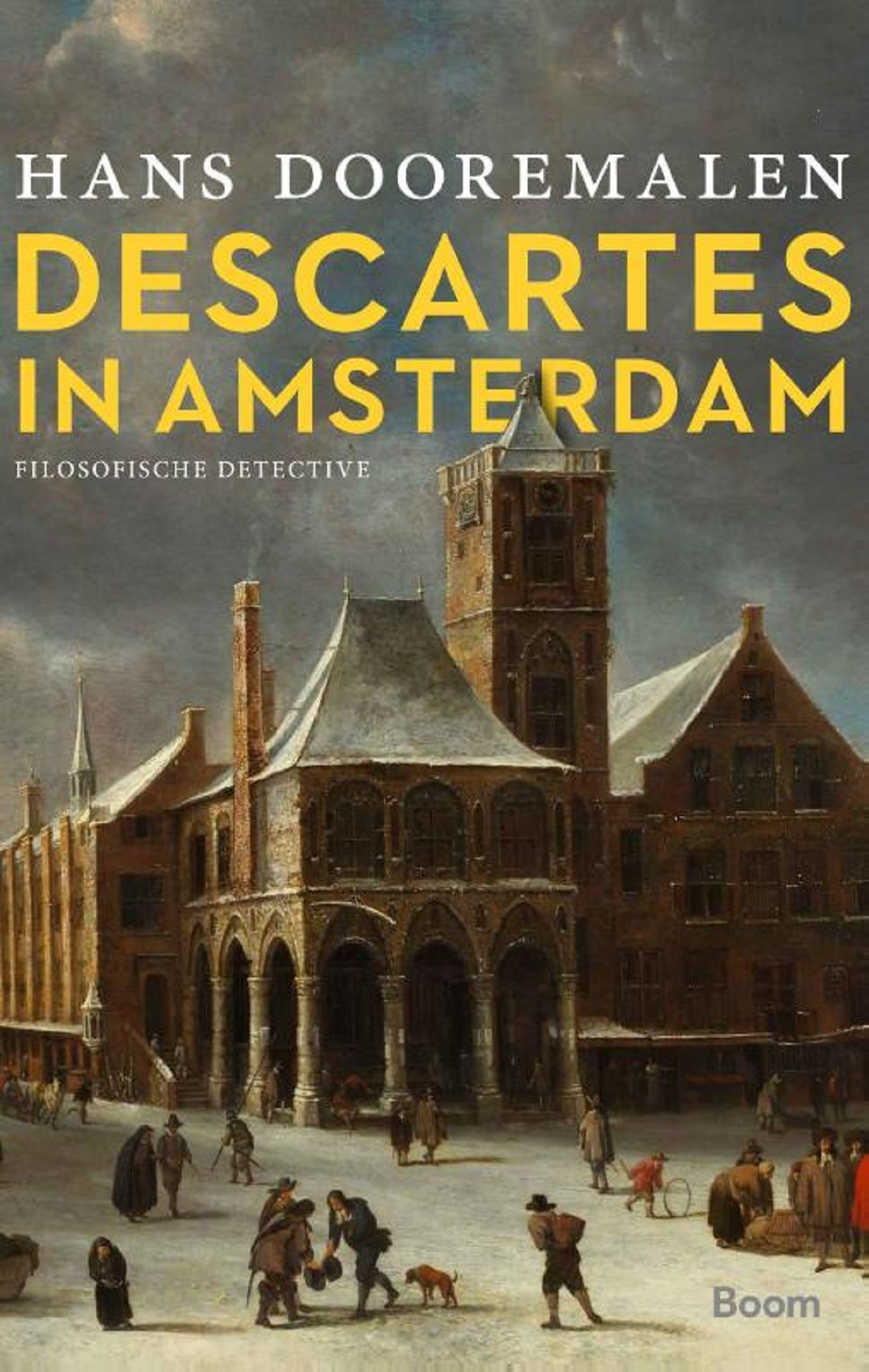 Descartes in Amsterdam