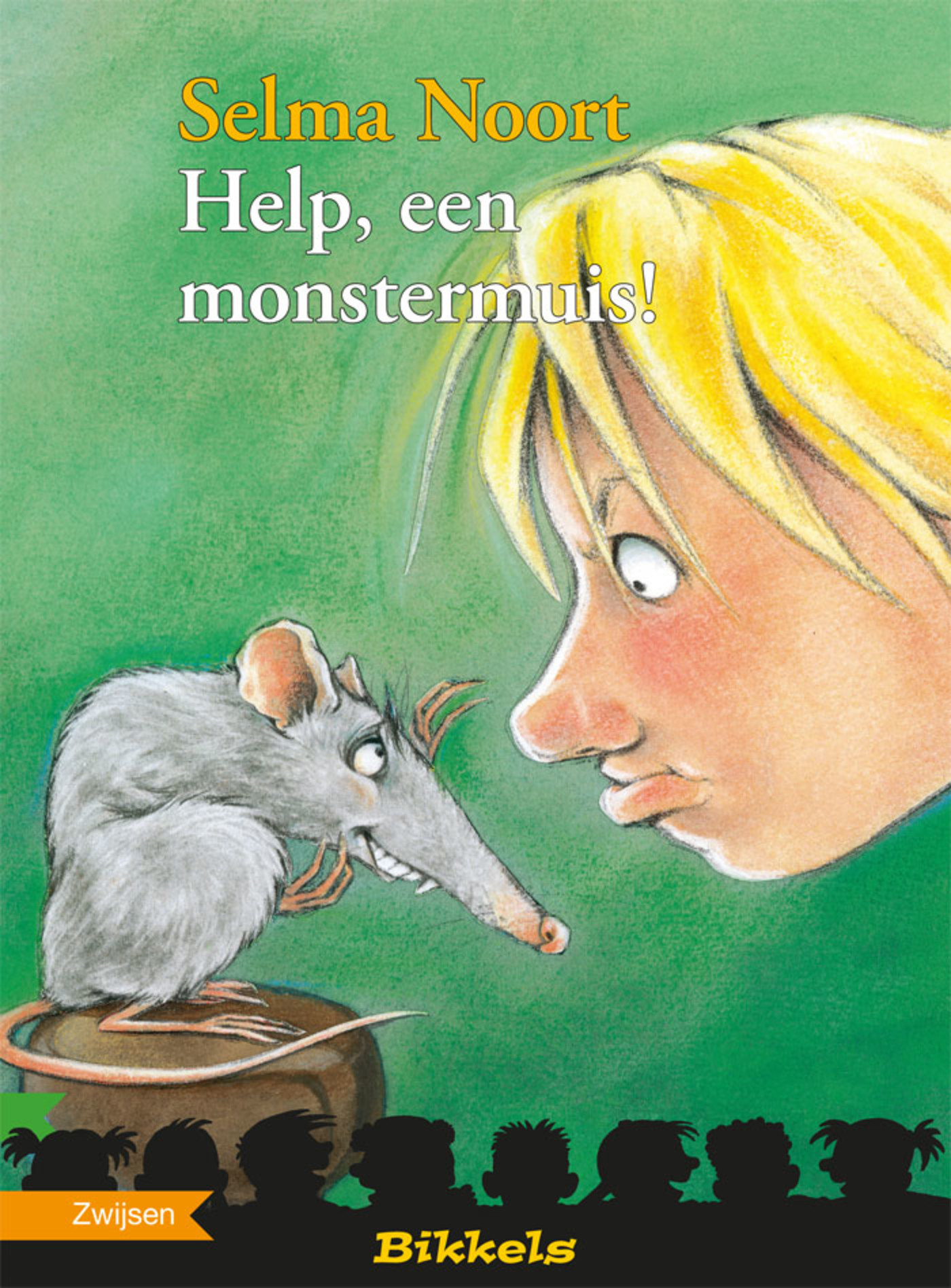 Help, een monstermuis!