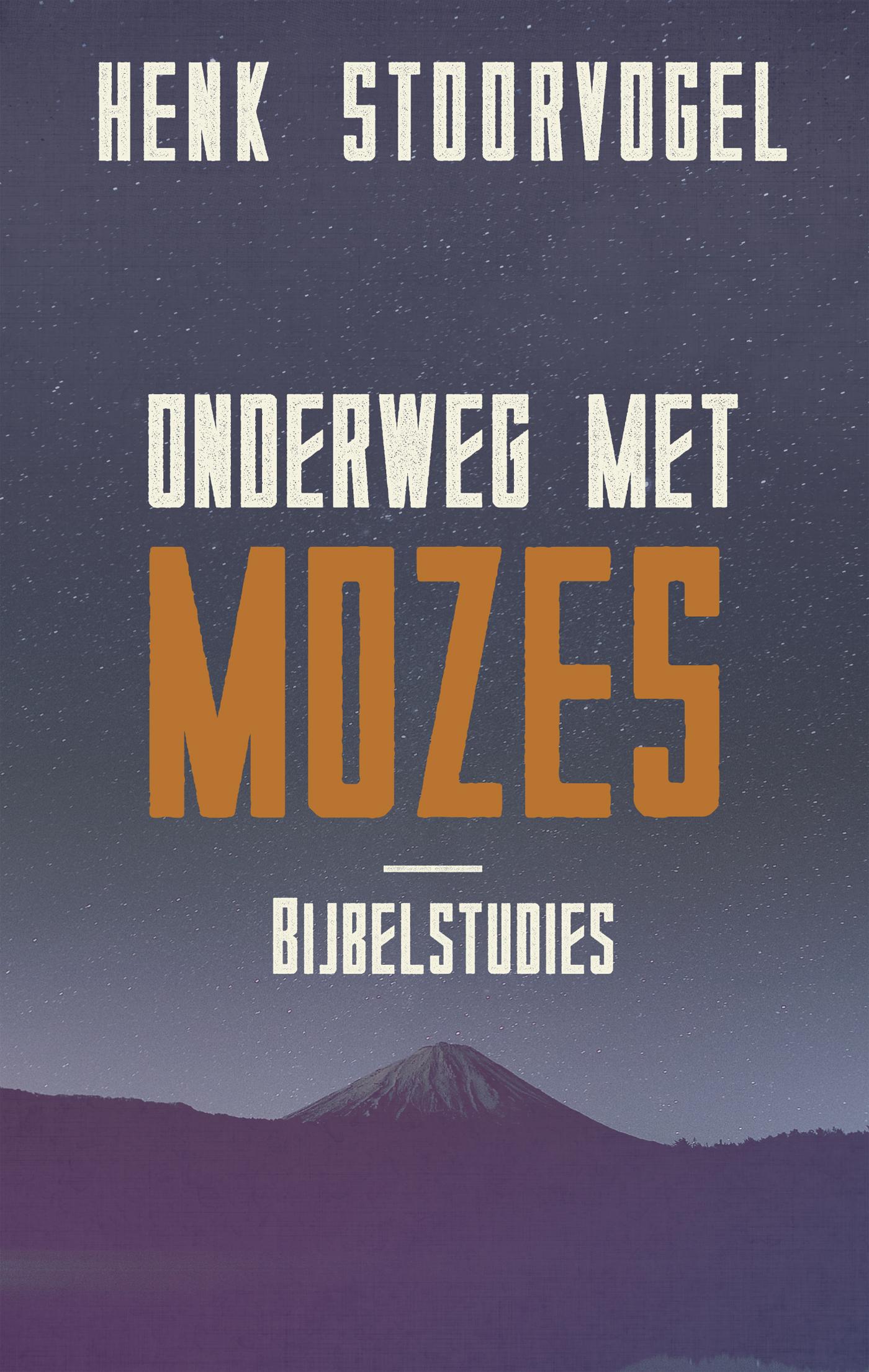 Onderweg met Mozes
