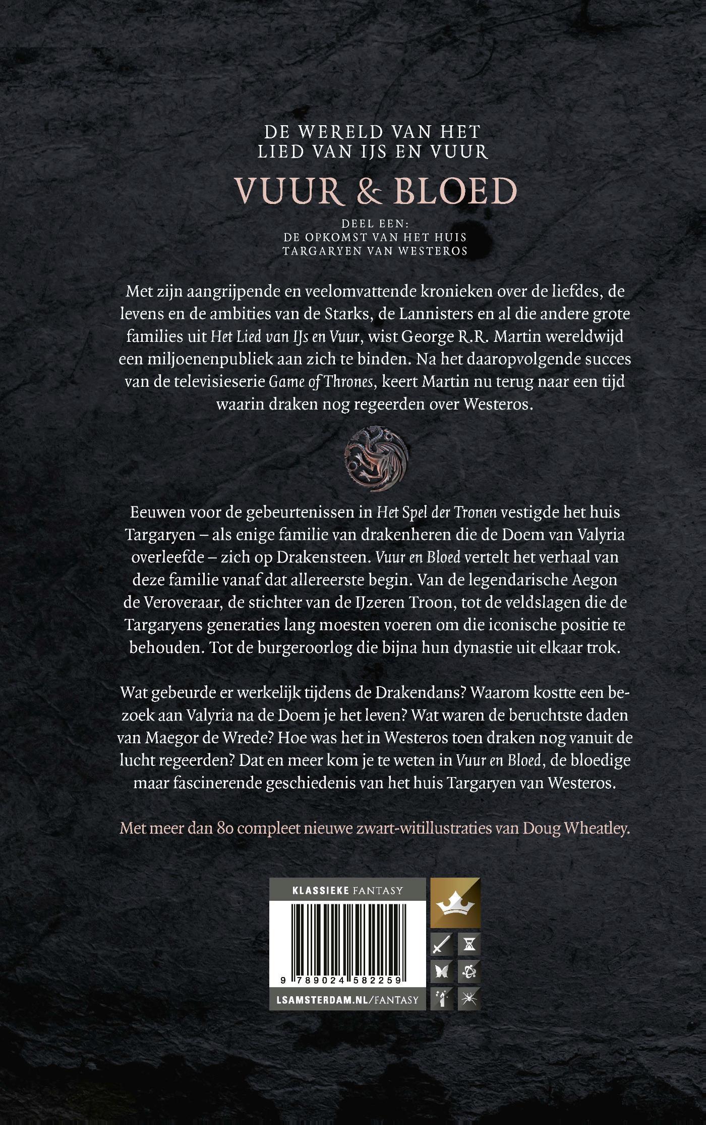 Vuur en Bloed / 1 De opkomst van het huis Targaryen van Westeros