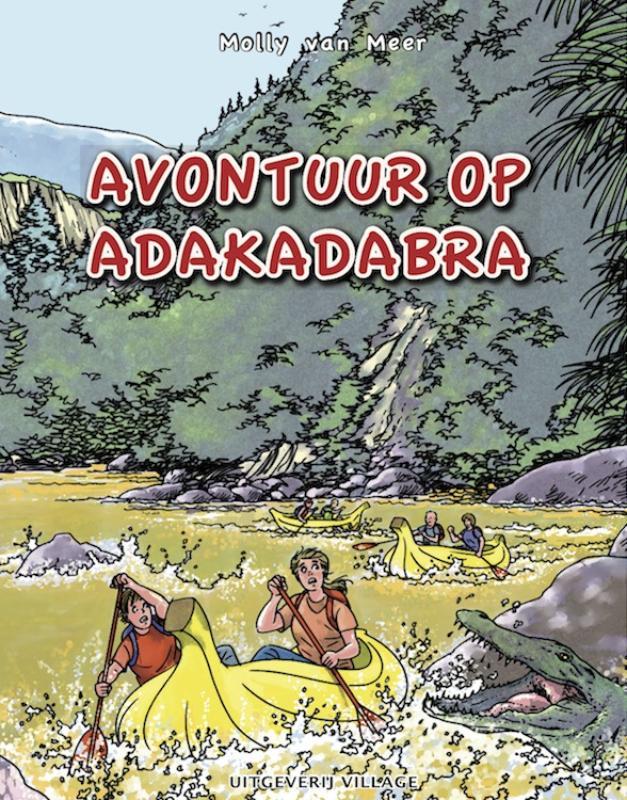 Avontuur op Adakadabra