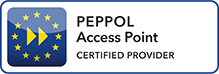 Certified PEPPOL Access Point (AP)